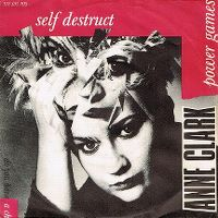 Cover Anne Clark - Self Destruct