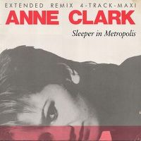 Cover Anne Clark - Sleeper In Metropolis
