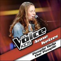 Cover Anne Keizer - People Help The People