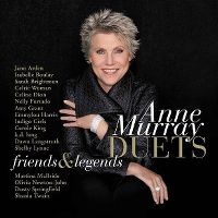 Cover Anne Murray - Duets: Friends & Legends