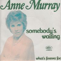 Cover Anne Murray - Somebody's Waiting