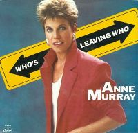 Cover Anne Murray - Who's Leaving Who