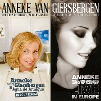 Cover Anneke van Giersbergen - In Your Room / Live In Europe
