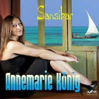Cover Annemarie König - Sansibar