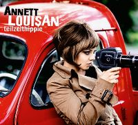 Cover Annett Louisan - Teilzeithippie
