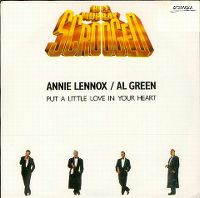 Cover Annie Lennox & Al Green - Put A Little Love In Your Heart