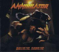 Cover Annihilator - Ballistic, Sadistic