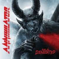 Cover Annihilator - For The Demented