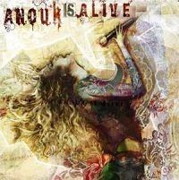 Cover Anouk - Anouk Is Alive
