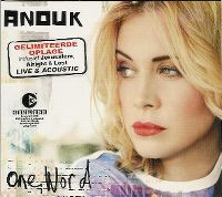 Cover Anouk - One Word