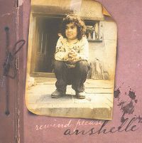 Cover Anshelle - Rewind Please