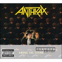 Cover Anthrax - Among The Living