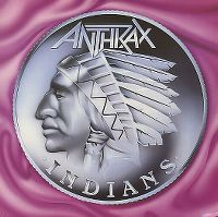 Cover Anthrax - Indians