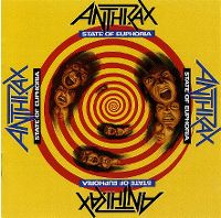 Cover Anthrax - State Of Euphoria