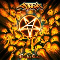 Cover Anthrax - Worship Music