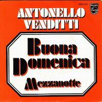 Cover Antonello Venditti - Buona domenica