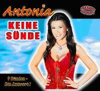 Cover Antonia - Keine Sünde