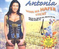 Cover Antonia - Wenn der Hafer sticht