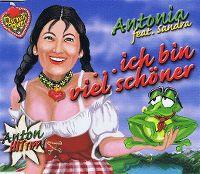 Cover Antonia feat. Sandra - ... ich bin viel schöner