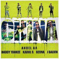Cover Anuel AA / Daddy Yankee / Karol G / Ozuna / J Balvin - China