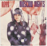 Cover Anya - Moscow Nights