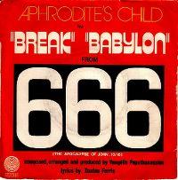 Cover Aphrodite's Child - Break