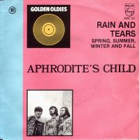 Cover Aphrodite's Child - Rain And Tears