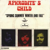 Cover Aphrodite's Child - Spring, Summer, Winter & Fall