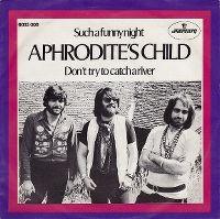 Cover Aphrodite's Child - Such A Funny Night