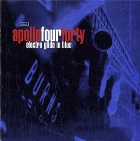Cover Apollo Four Forty - Electro Glide In Blue