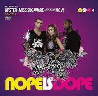Cover Apster & Miss Sugaware - Nope Is Dope Vol 4