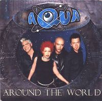 Cover Aqua - Around The World