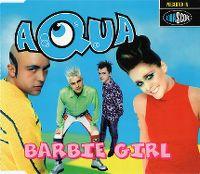 Cover Aqua - Barbie Girl