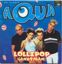 Cover Aqua - Lollipop (Candyman)