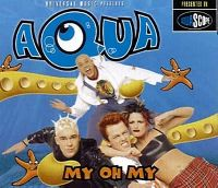 Cover Aqua - My Oh My