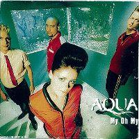 Cover Aqua - My Oh My