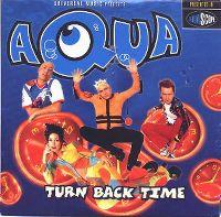 Cover Aqua - Turn Back Time