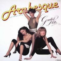 Cover Arabesque - Greatest Hits