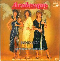 Cover Arabesque - Indio Boy