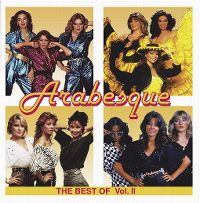 Cover Arabesque - The Best Of Vol. II