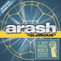 Cover Arash - Glorious