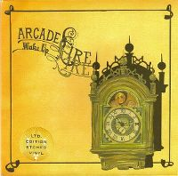 Cover Arcade Fire - Wake Up