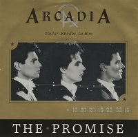 Cover Arcadia - The Promise