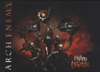 Cover Arch Enemy - Khaos Legions