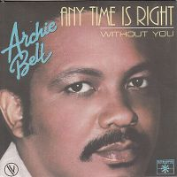 Cover Archie Bell - Anytime Is Right