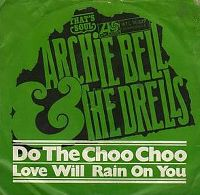 Cover Archie Bell & The Drells - Do The Choo Choo