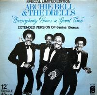 Cover Archie Bell & The Drells - Everybody Have A Good Time