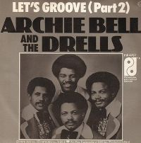 Cover Archie Bell & The Drells - Let's Groove