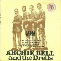 Cover Archie Bell & The Drells - Love Will Rain On You