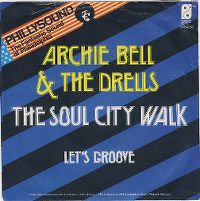 Cover Archie Bell & The Drells - The Soul City Walk